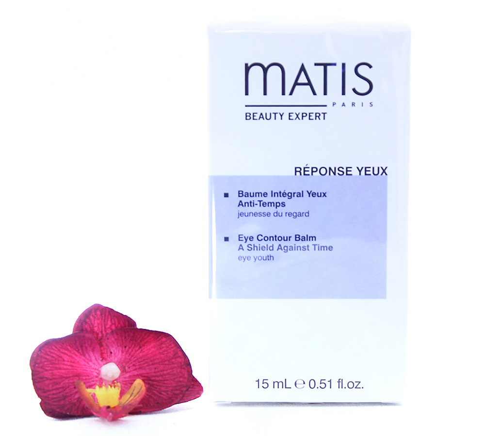 37548 Matis Reponse Yeux Eye Contour Balm - Shield Against Time 15ml