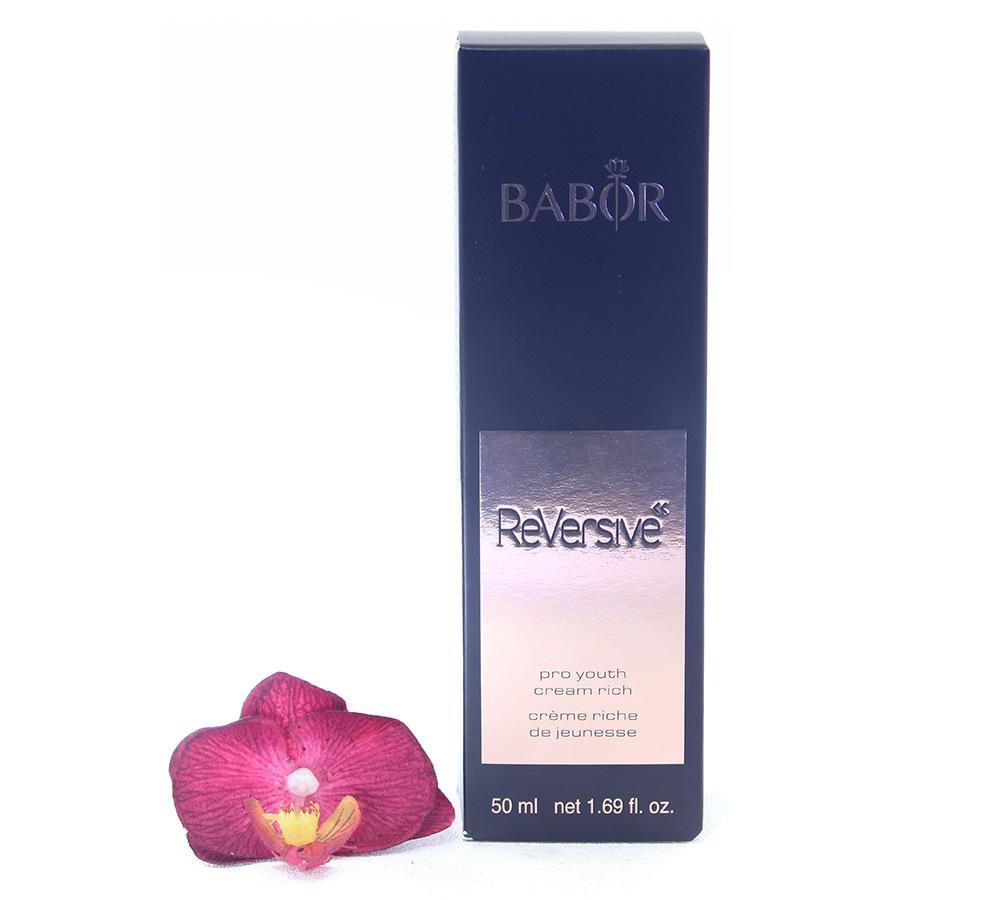 410831 Babor ReVersive Pro Youth Cream Rich 50ml