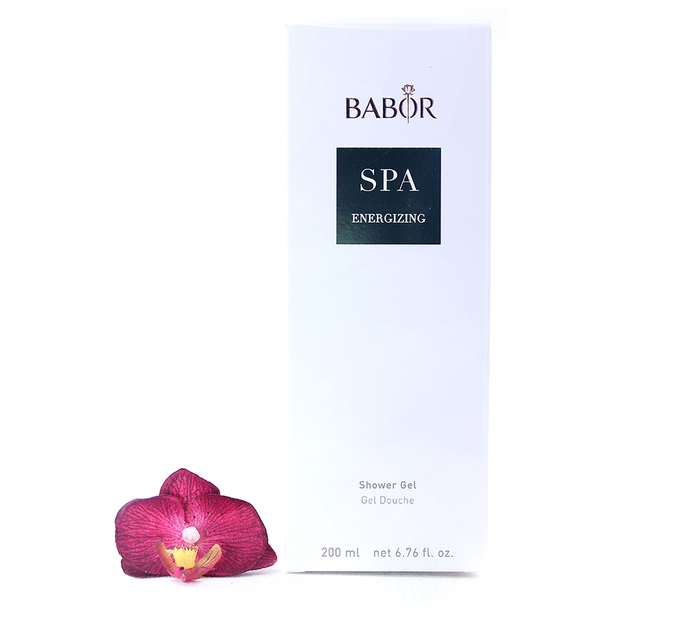 423720 Babor SPA Energizing Shower Gel 200ml