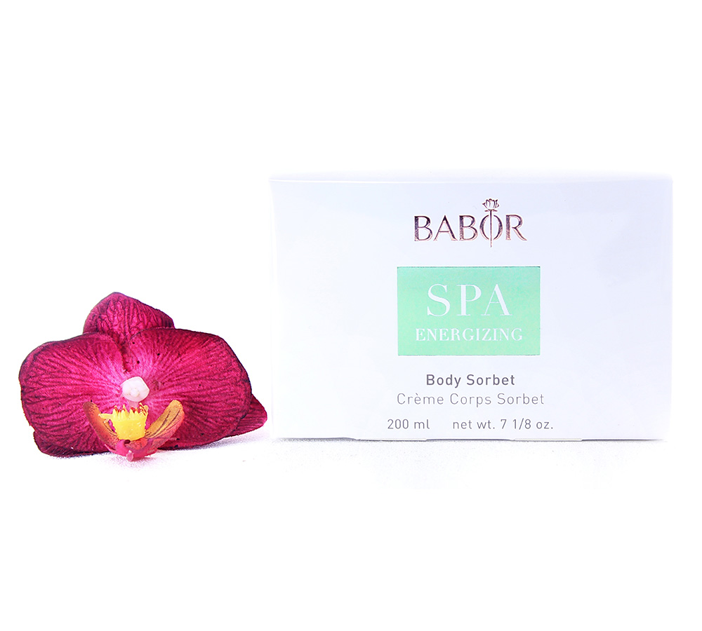423740 Babor SPA Energizing Body Sorbet 200ml