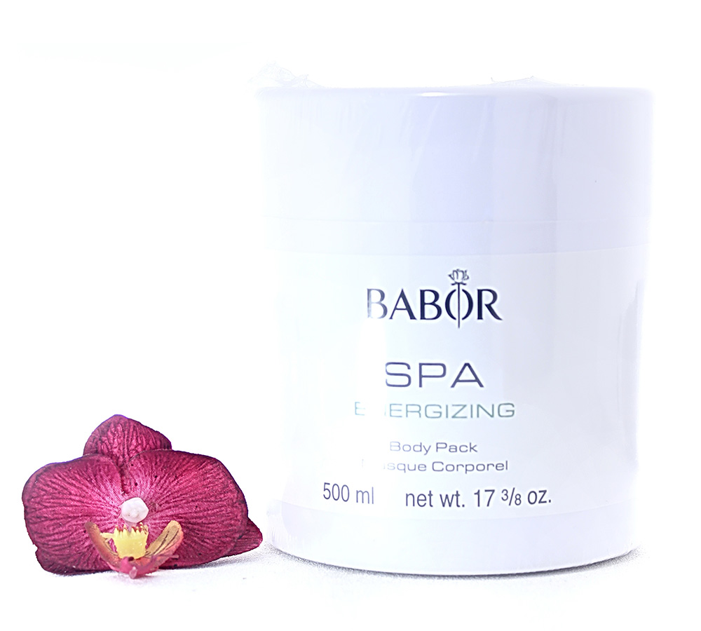 426604 Babor CP SPA Energizing Body Pack 500ml