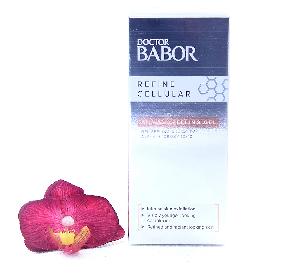 463440 Babor Refine Cellular - AHA 10+10 Peeling Gel 50ml