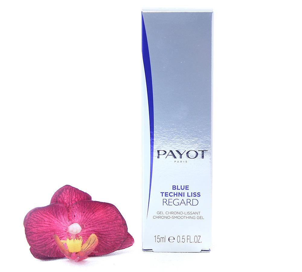 65116825 Payot Blue Techni Liss Regard - Gel Chrono-Lissant 15ml
