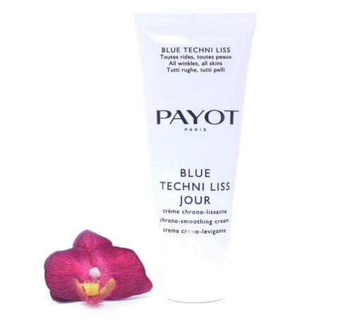 65116829-510x459 Payot Blue Techni Liss Jour - Chrono-Smoothing Cream 100ml