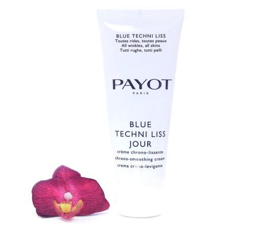 65116829-510x459 Payot Blue Techni Liss Jour - Chrono-Smoothing Cream 100ml Salon Size
