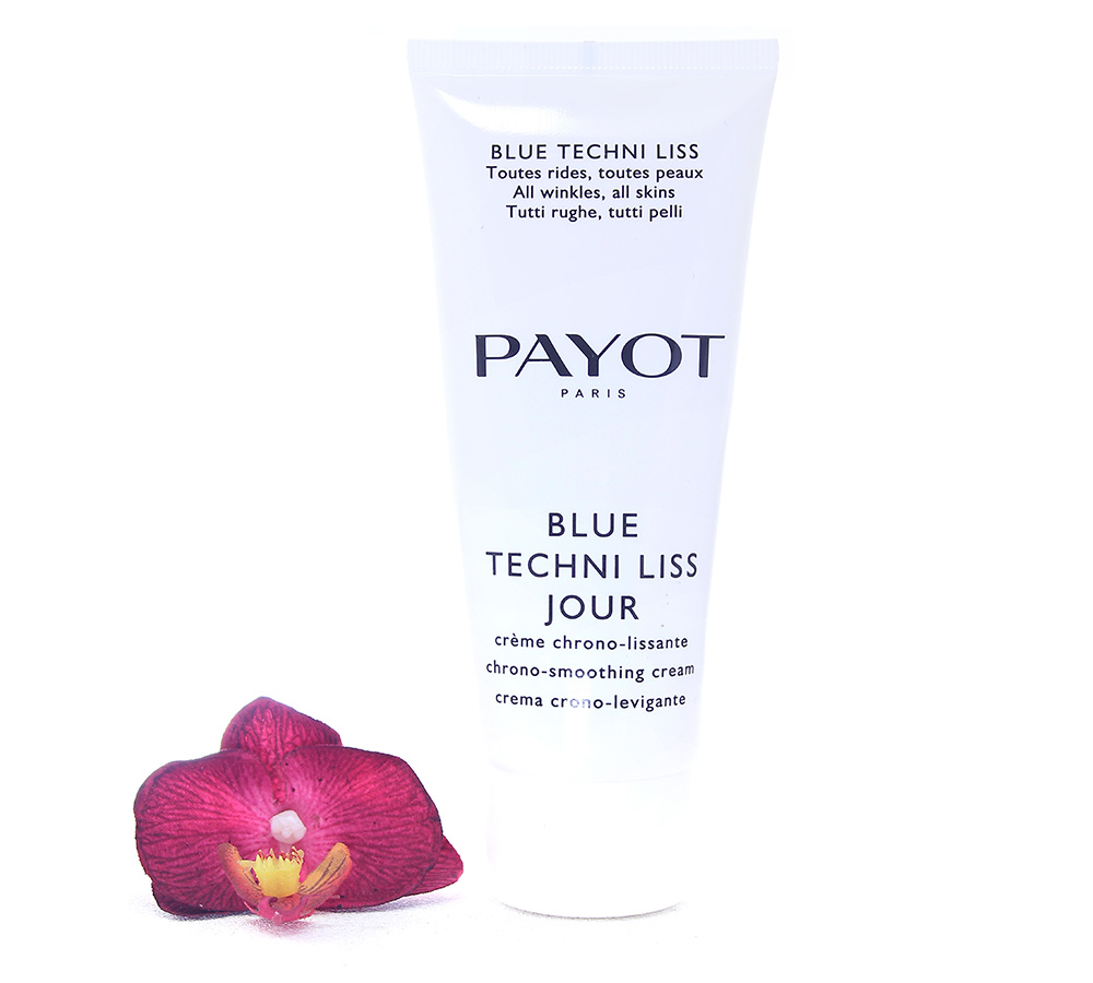 65116829 Payot Blue Techni Liss Jour - Chrono-Smoothing Cream 100ml