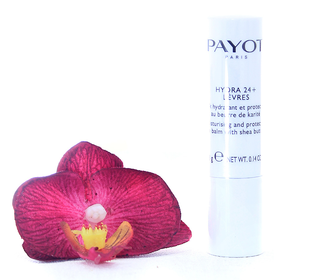 65117011 Payot Hydra 24+ Levres - Moisturising And Protecting Lip Balm 4g