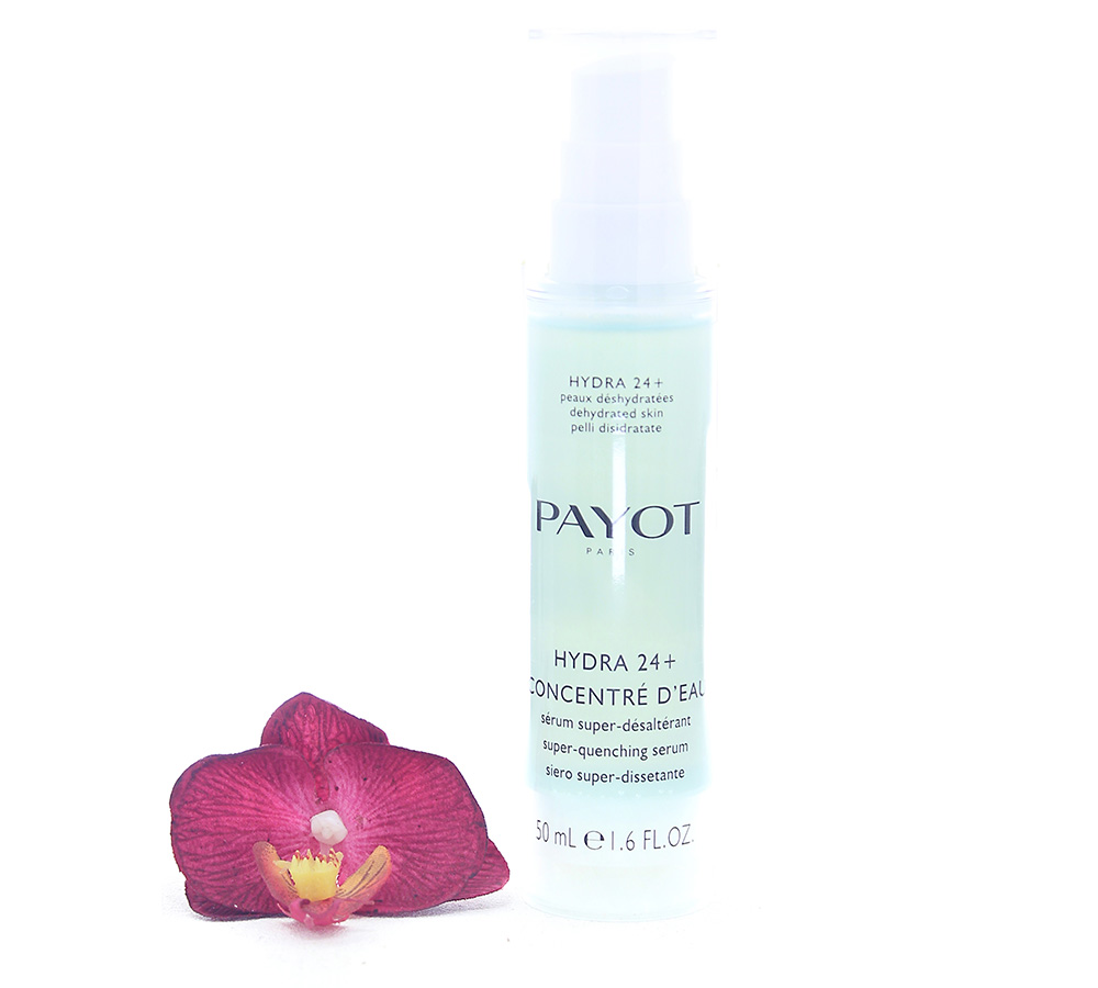 65117034 Payot Hydra 24+ Concentre D'Eau - Super-Quenching Serum 50ml