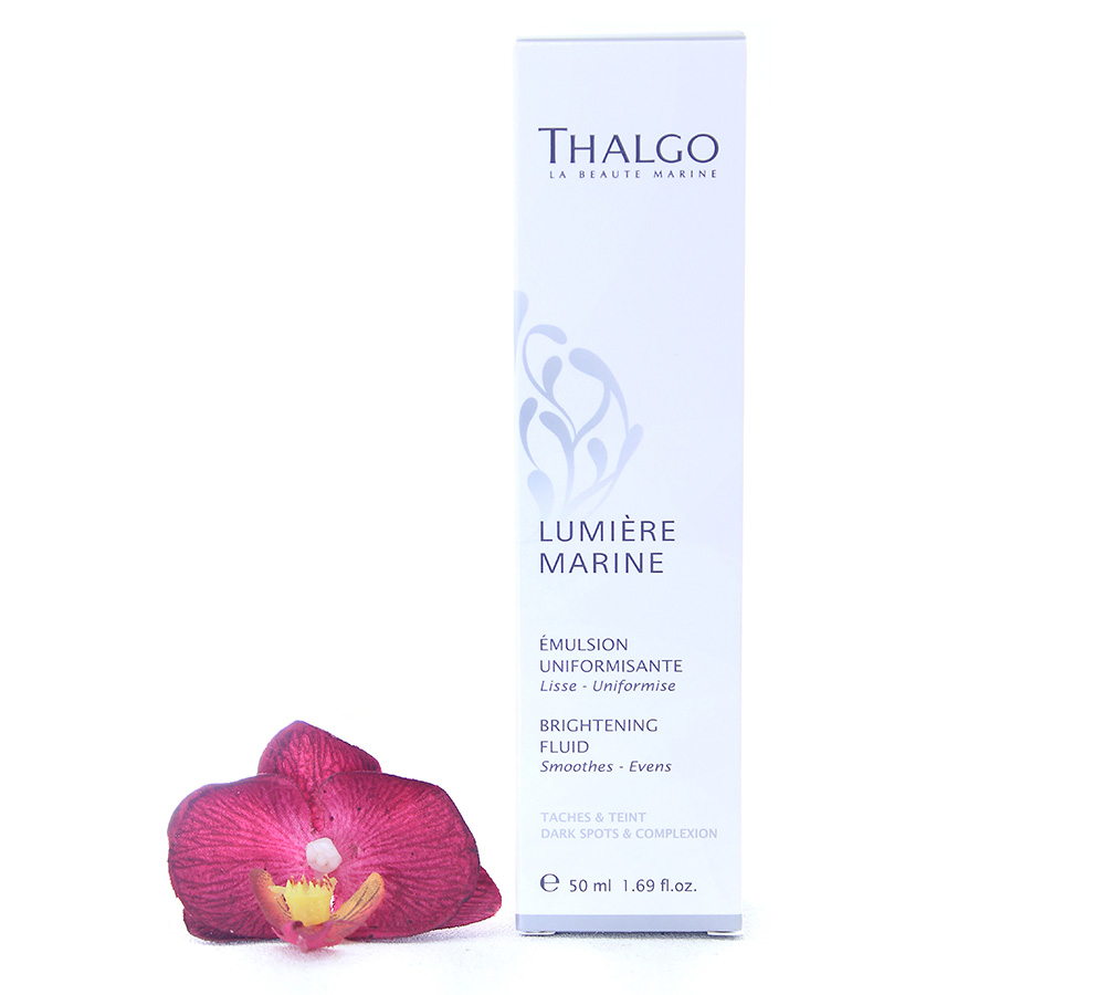 VT18018 Thalgo Lumiere Marine - Brightening Fluid 50ml
