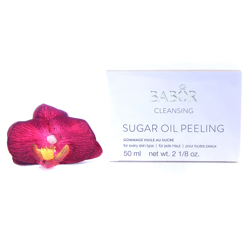 411915 Babor Cleansing - Sugar Oil Peeling 50ml