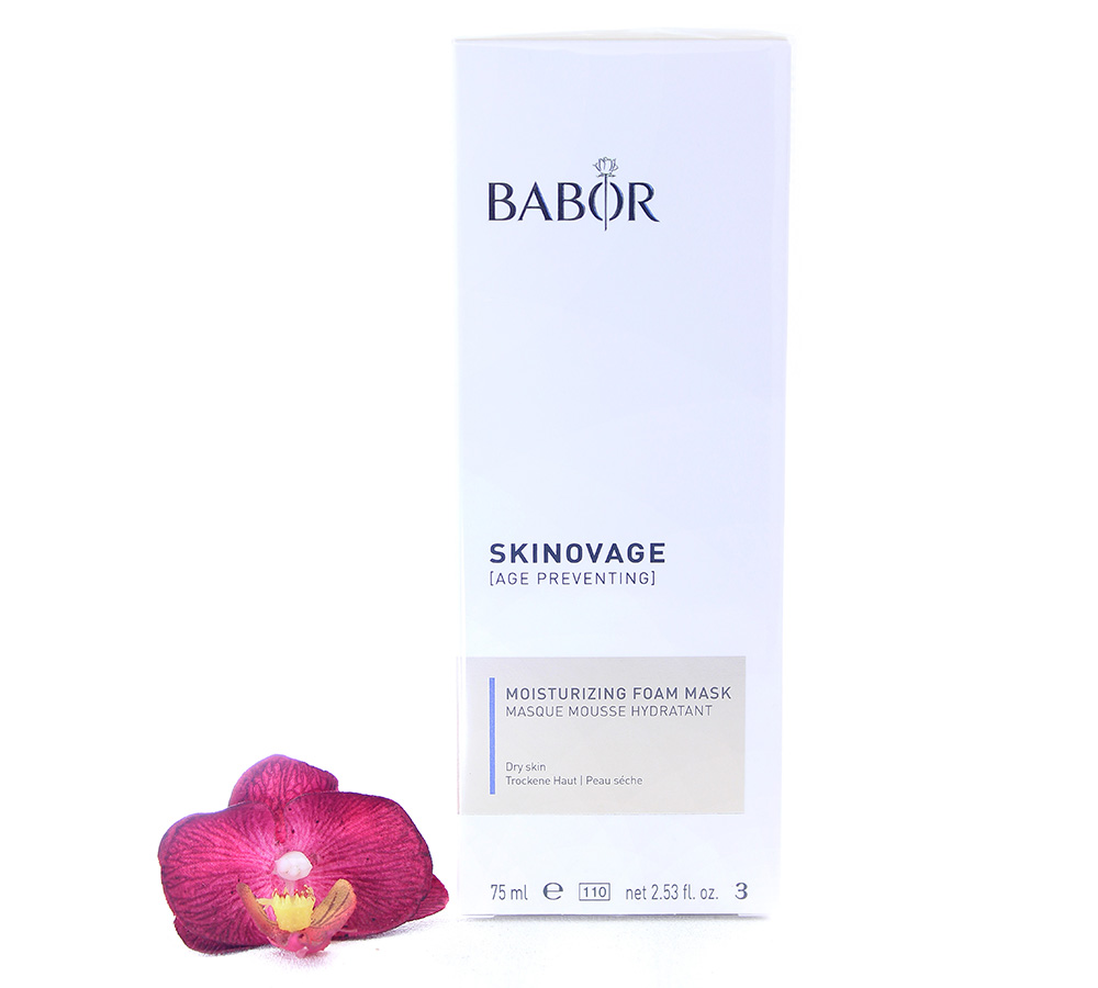 440700 Babor Skinovage Age Preventing - Moisturizing Foam Mask 75ml