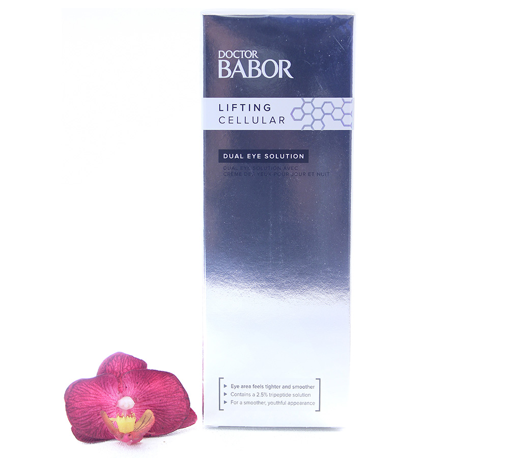 463477 Babor Lifting Cellular - Dual Eye Solution Day & Night 2x15ml