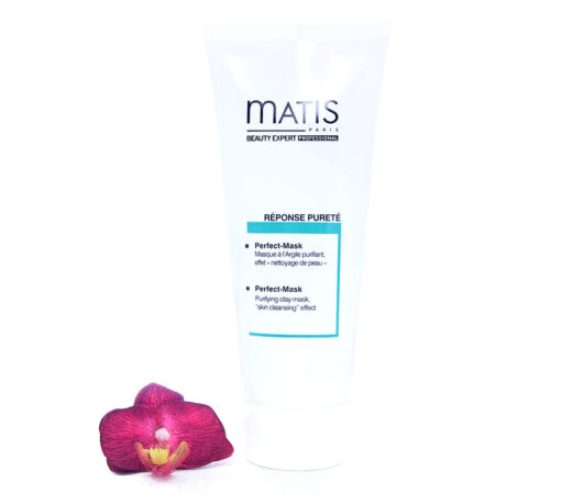57528-510x459 Matis Reponse Purete - Perfect-Mask Purifying Clay Mask 200ml