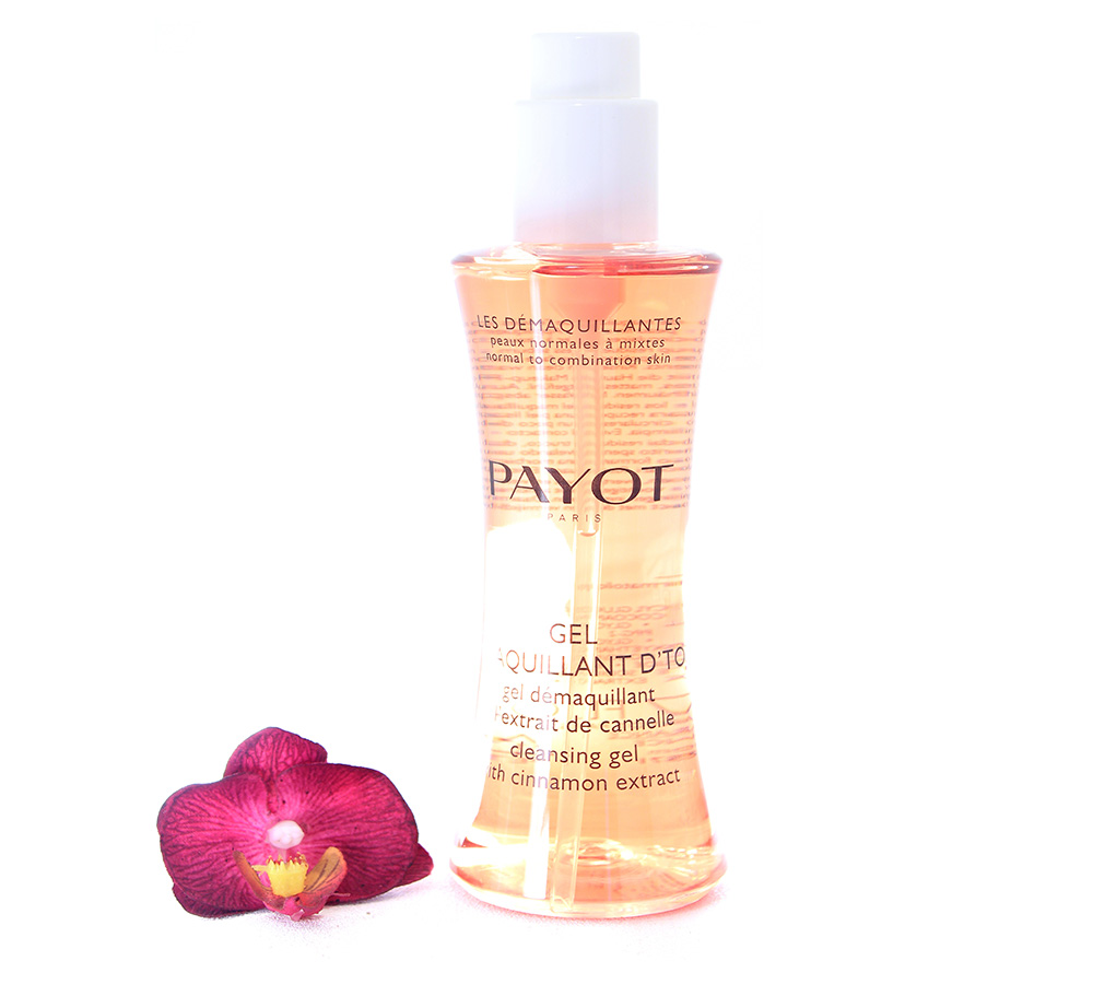 65104571 Payot Gel Demaquillant Dtox - Cleansing Gel With Cinnamon Extract 200ml
