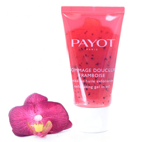 65116279-510x459 Payot Gommage Douceur Framboise - Exfoliating Gel In Oil 50ml