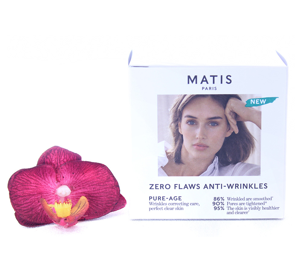 A0610011 Matis Pure Age - Wrinkles Correcting Care 50ml
