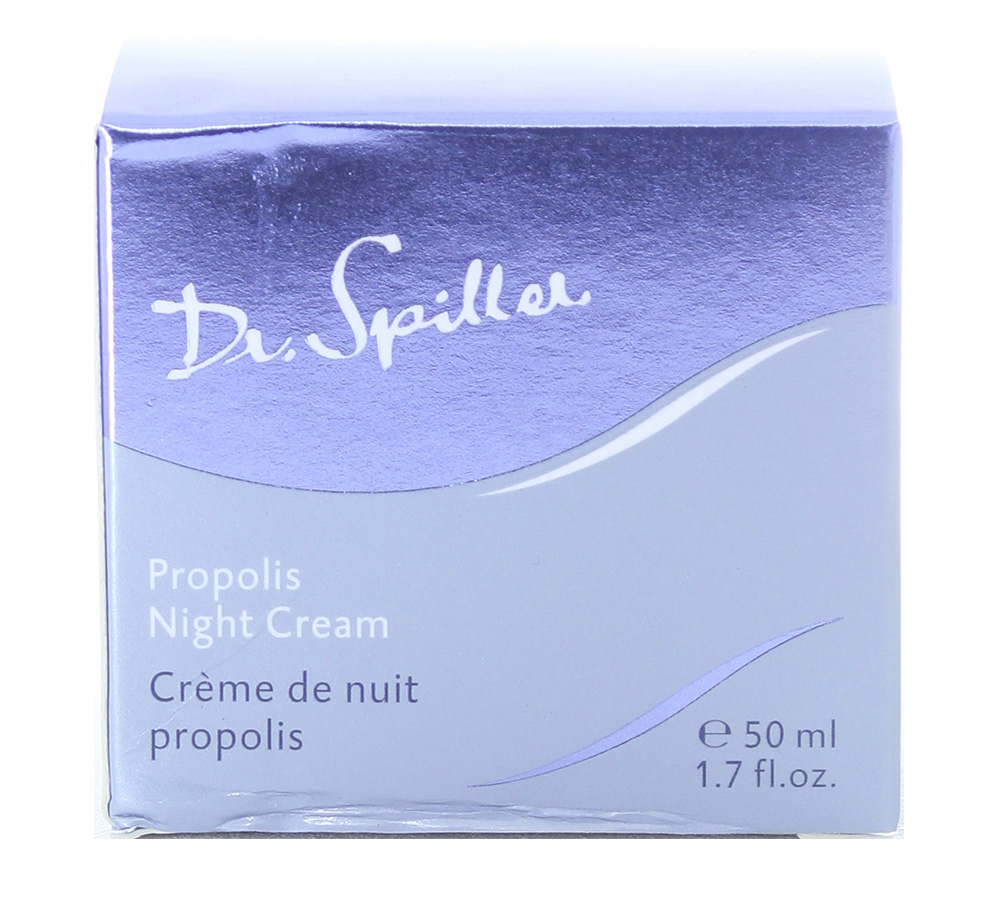 108807_damaged_package Dr. Spiller Biomimetic Skin Care Propolis Night Cream 50ml Damaged Package