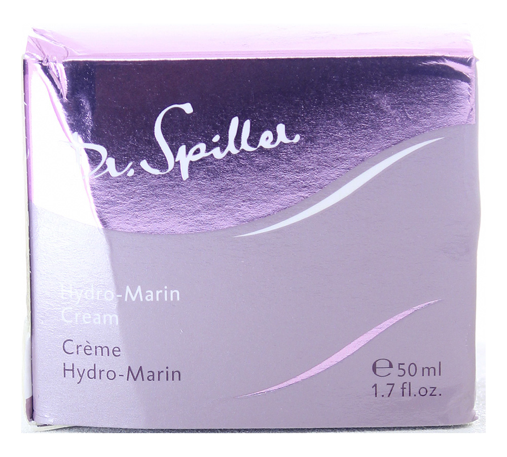 112207_damaged_package Dr. Spiller Biomimetic Skin Care Hydro-Marin Cream 50ml Damaged Package