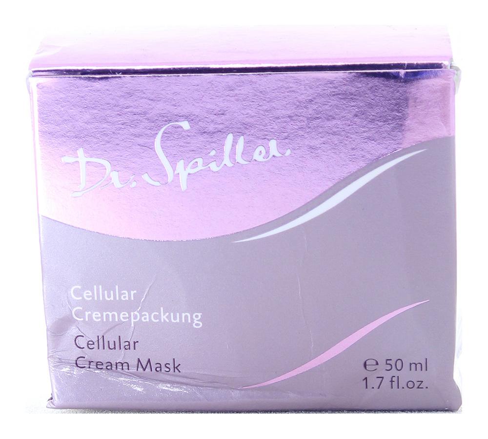 116107_damaged_package Dr. Spiller Biomimetic Skin Care Cellular Cremepackung 50ml Damaged Package