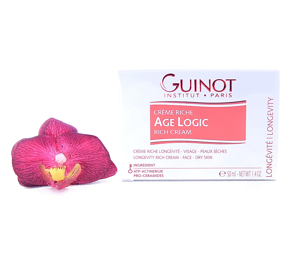 26503801 Guinot Age Logic Rich Cream 50ml