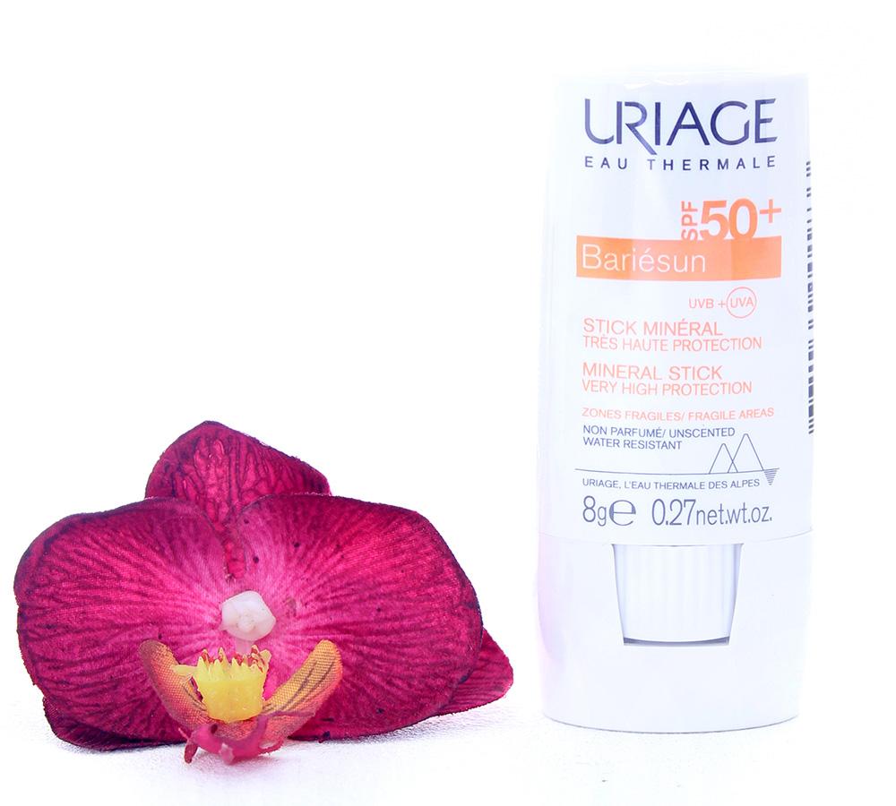 3661434001833 Uriage Bariésun - Very High Protection Stick SPF50+ 8g