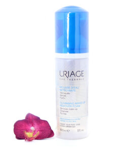 3661434003028-247x296 Uriage Mousse D'Eau Nettoyante - Cleansing Micellar Foam 150ml