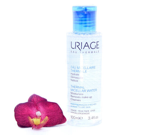 3661434003592-510x459 Uriage Thermal Micellar Water - Normal To Dry Skin 100ml