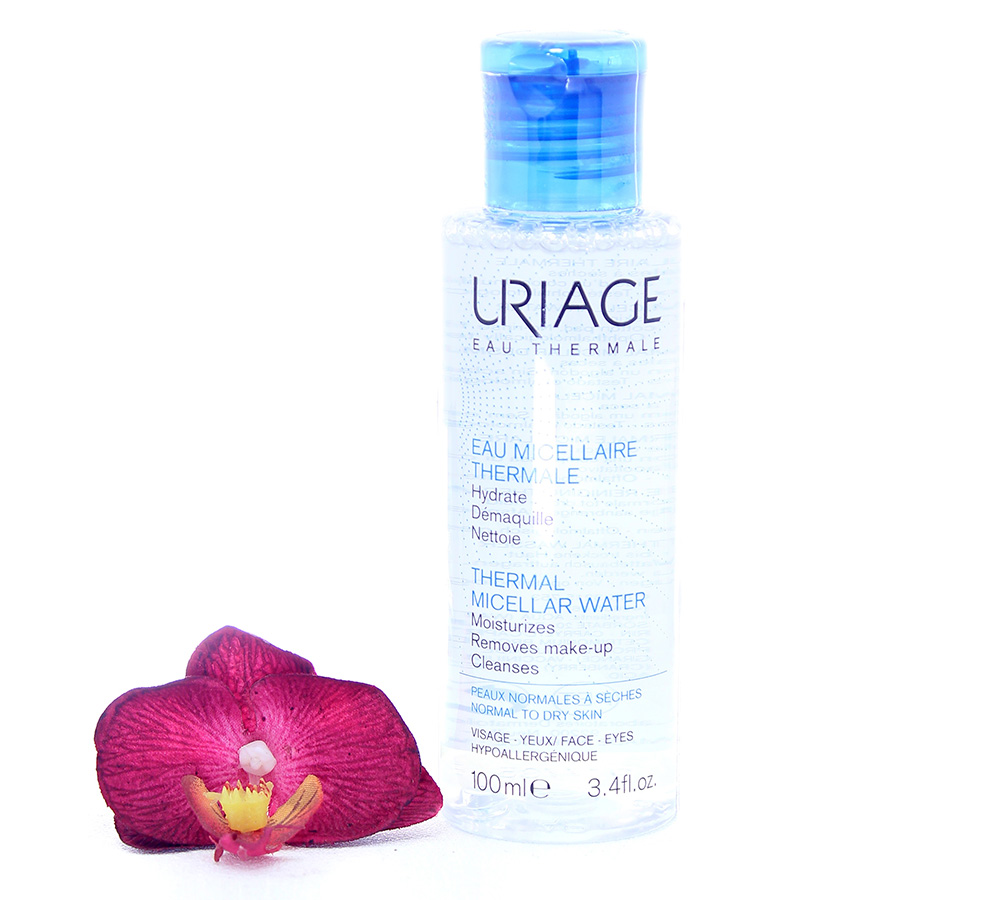 3661434003592 Uriage Thermal Micellar Water - Normal To Dry Skin 100ml