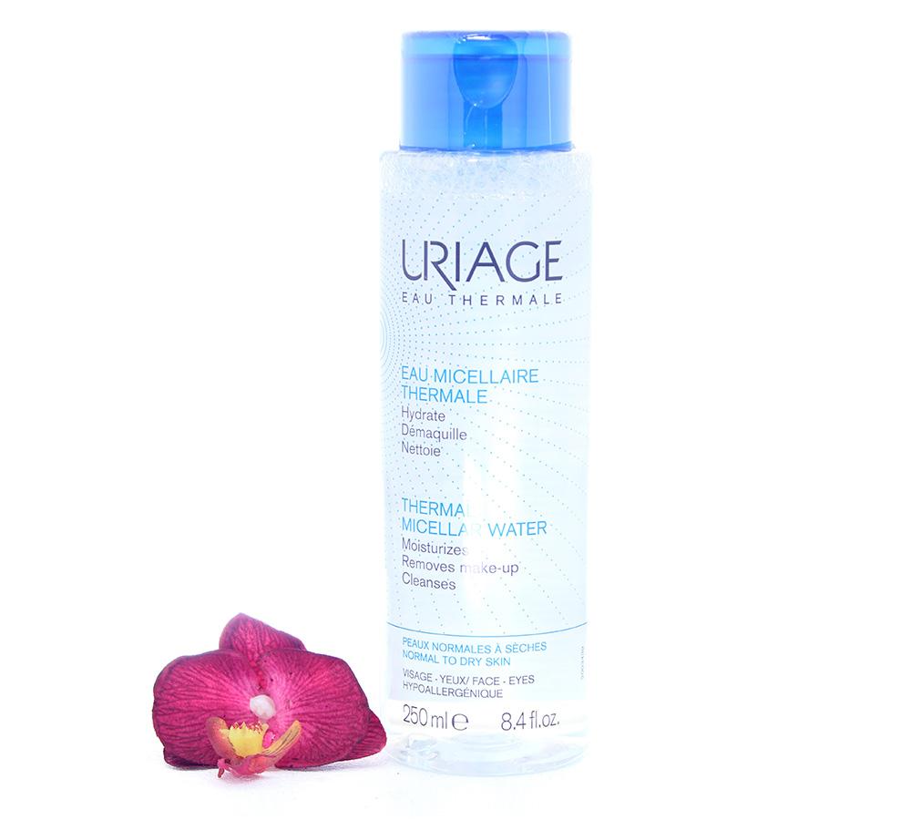 3661434003608 Uriage Thermal Micellar Water - Normal To Dry Skin 250ml
