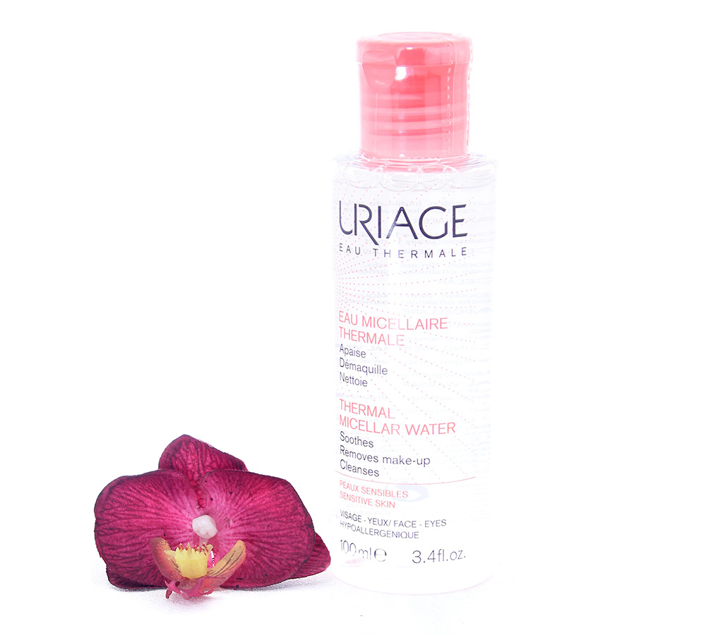 3661434003622 Uriage Thermal Micellar Water - Cleansing For Sensitive Skin 100ml