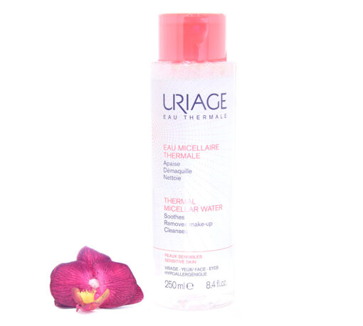 3661434003639-510x459 Uriage Thermal Micellar Water - Cleansing For Sensitive Skin 250ml