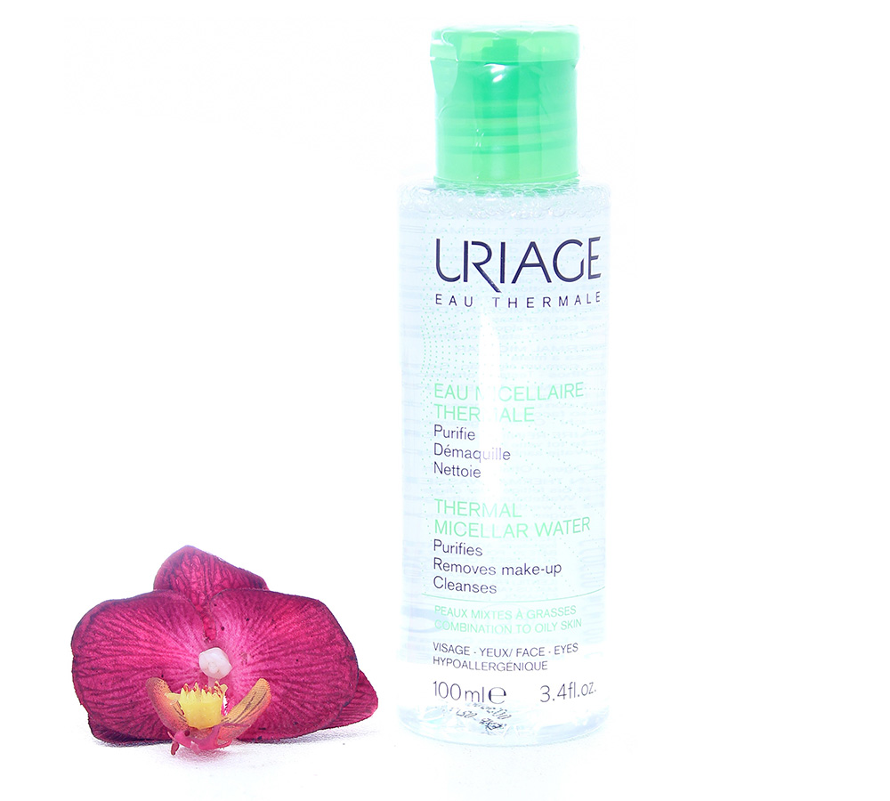 3661434003653 Uriage Thermal Micellar Water - Combination To Oily Skin 100ml