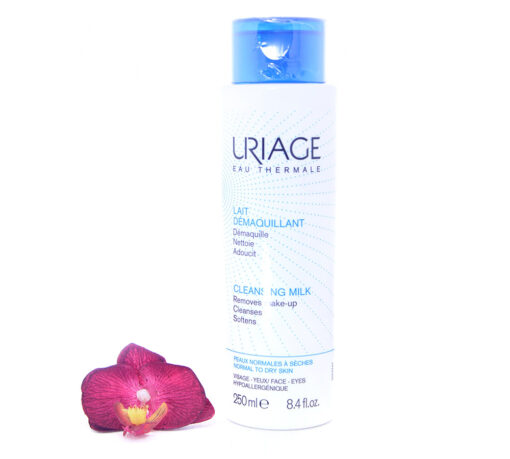 3661434003707-510x459 Uriage Cleansing Milk - Gentle Cleansing Lotion 250ml