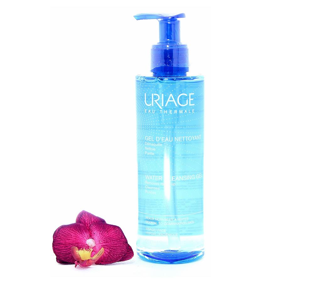 3661434005411 Uriage Water Cleansing Gel 200ml
