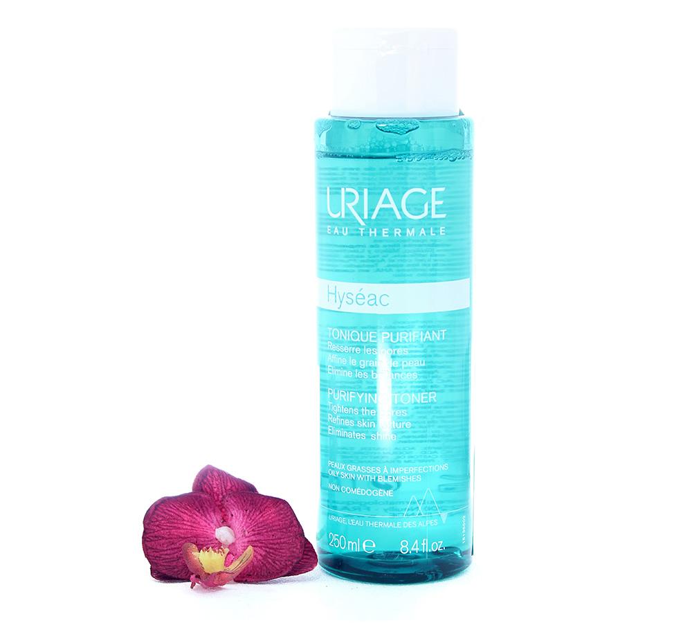 3661434008306 Uriage Hyséac Purifying Tonic 250ml