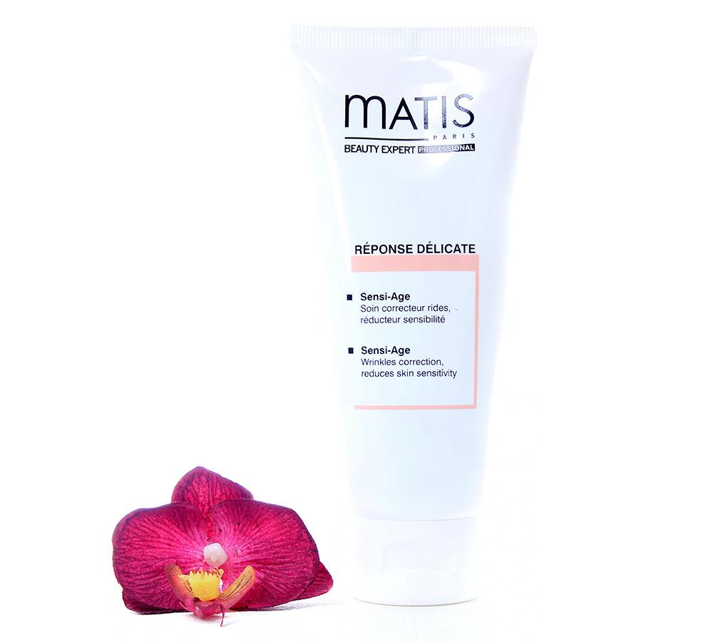 57369 Matis Reponse Delicate - Sensi-Age Wrinkles Correction 100ml