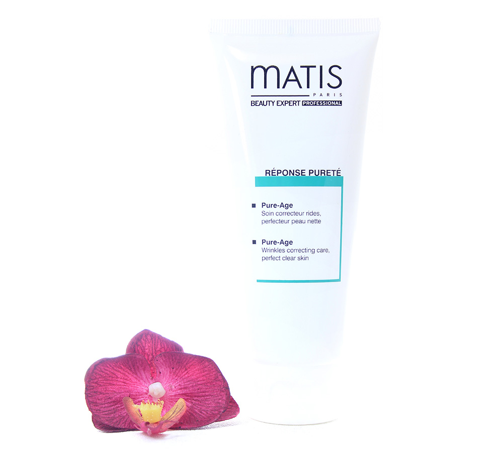 57536 Matis Reponse Purete - Pure-Age Wrinkles Correcting Care 100ml