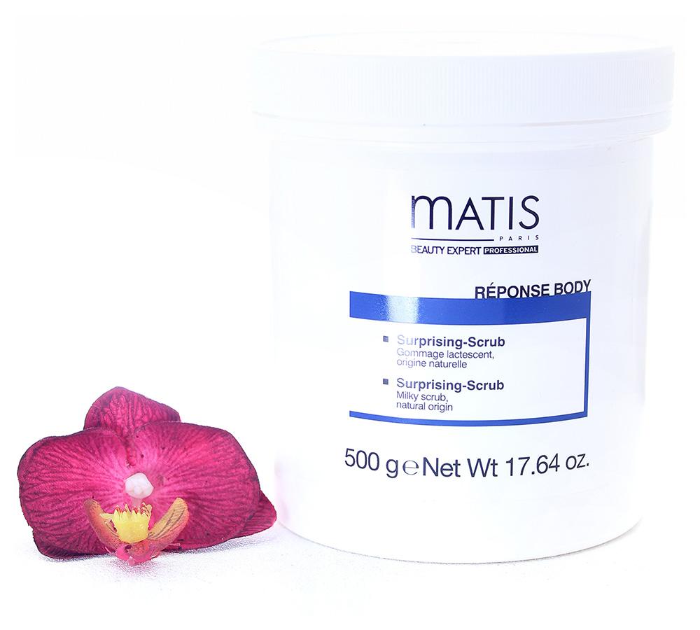 59582 Matis Reponse Body Surprising-Scrub - Milky Scrub 500ml