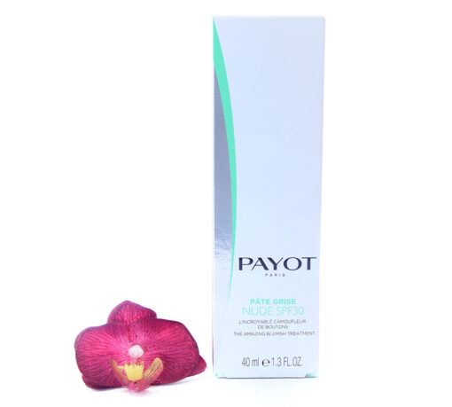 65117489-510x459 Payot Pate Grise Nude SPF30 - The Amazing Blemish Treatment 40ml
