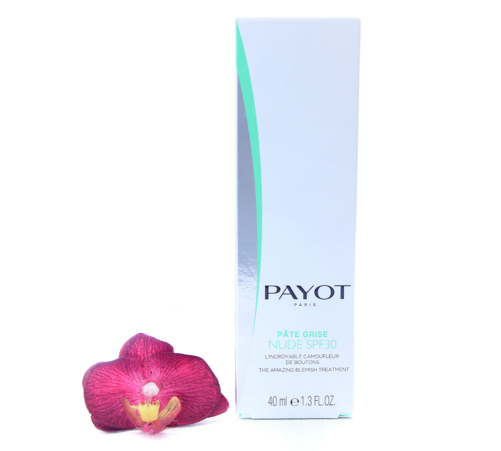 65117489 Payot Pate Grise Nude SPF30 - The Amazing Blemish Treatment 40ml