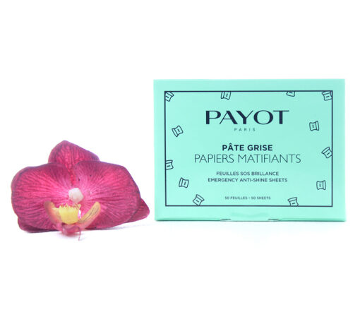 65117490-510x459 Payot Pate Grise Papiers Matifiants - Energency Anti-Shine Sheets 50 Sheets