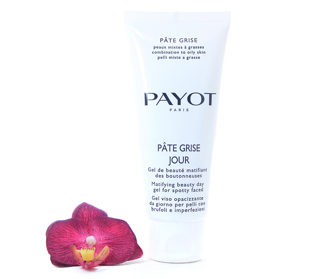 65117492 Payot Pate Grise Jour - Matifying Beauty Day Gel 100ml