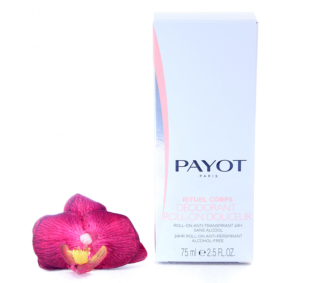 65117613 Payot Rituel Corps Deodorant Roll-On Douceur 75ml