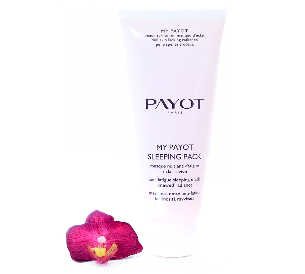 65117656 Payot My Payot Sleeping Pack - Anti-Fatigue Sleeping Mask Renewed Radiance 200ml