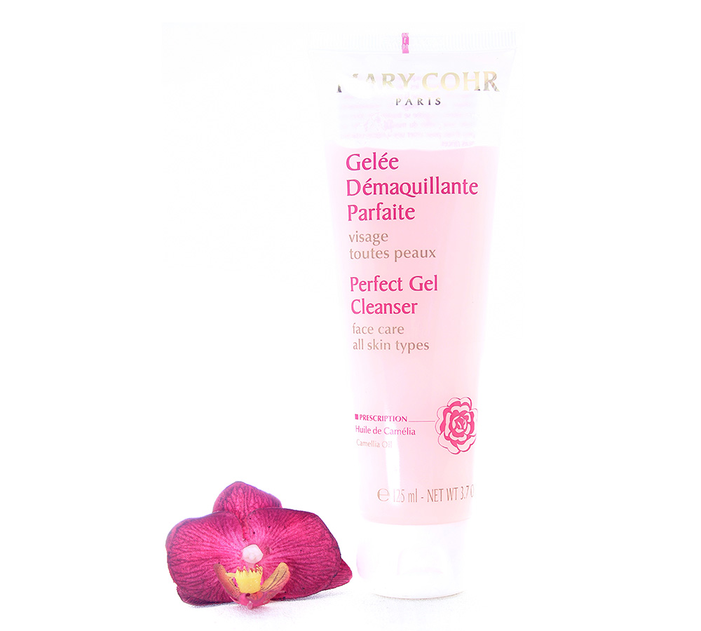 891580 Mary Cohr Gelee Demaquillante Parfaite - Perfect Gel Cleanser 125ml