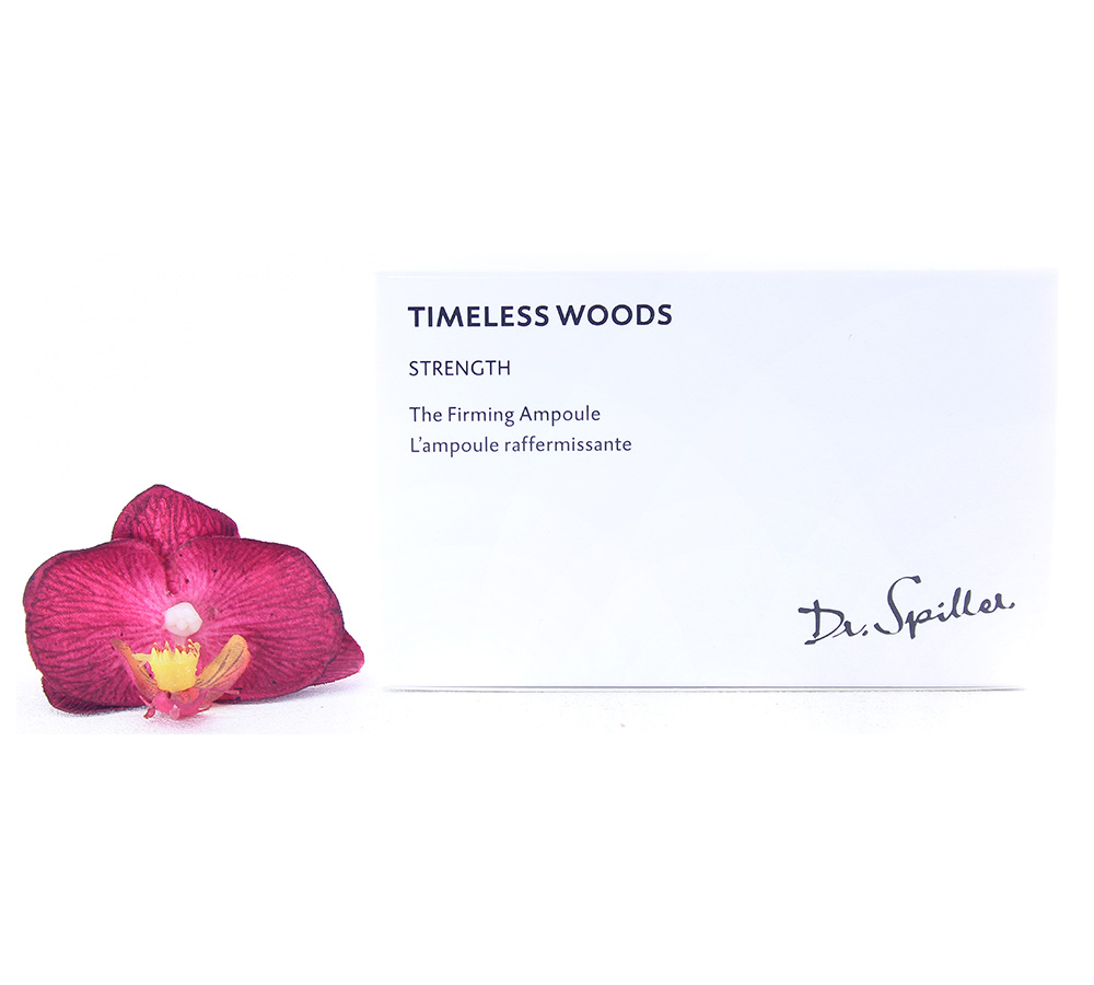 220026 Dr. Spiller Strength - Timeless Woods The Firming Ampoule 24x2ml
