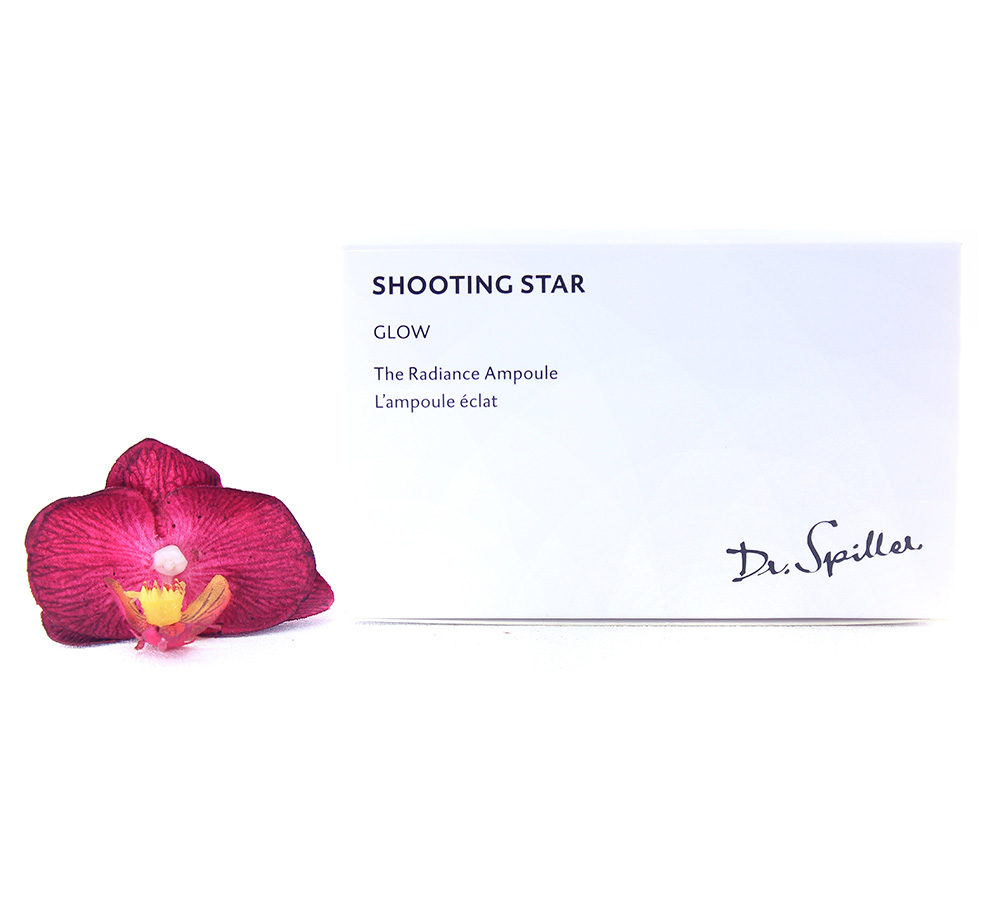 220028 Dr. Spiller Glow Shooting Star - The Radiance Ampoule 24x2ml