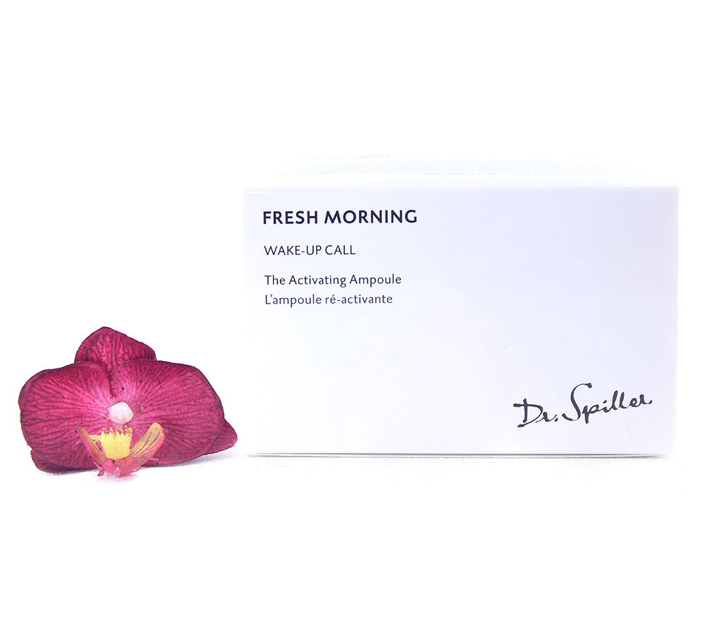 220032 Dr. Spiller Wake-up Call - Fresh Morning The Activating Ampoule 24x2ml
