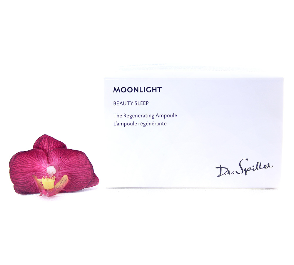220033 Dr. Spiller Beauty Sleep - Moonlight The Regenerating Ampoule 24x2ml