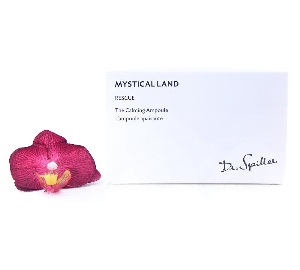 220035 Dr. Spiller Rescue - Mystical Land The Calming Ampoule 24x2ml